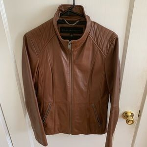 Marc Andrew Leather Jacket